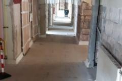 DEFRA Corridor Before