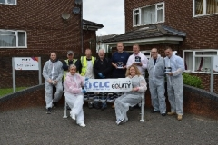 Equity and CLC Charity Sponsored Run