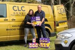 Honeypot-CLC-Easter-Egg-Handover