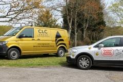Honeypot-CLC-Gold-Van