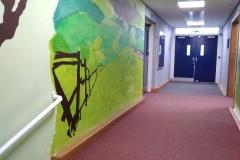 Ridge-Academy-School-Hallway-2-Before