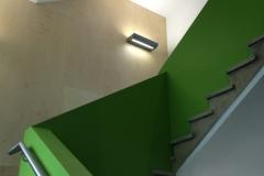 YMCA Stairwell 2