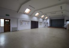 A community hall